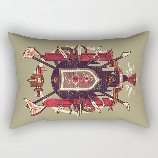 Astral Ancestry Rectangular Pillow