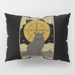 The Wheel of Fortune Pillow Sham