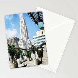City Hall - 'Lost' Angeles Stationery Cards