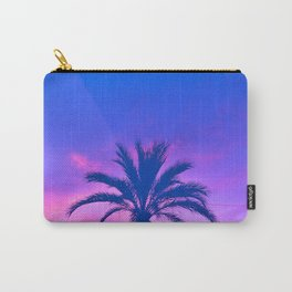 Palms and Sunset with Reverberation Carry-All Pouch