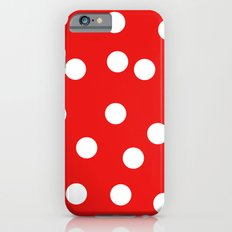 Polka dot iPhone 6 Slim Case