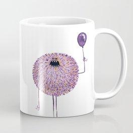 Poofy Francis Coffee Mug