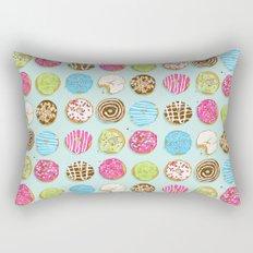 Sweet donuts Rectangular Pillow
