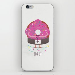 Don Ut iPhone Skin