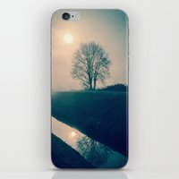 buddhism iPhone & iPod Skins featuring Experience by Schwebewesen • Romina Lutz