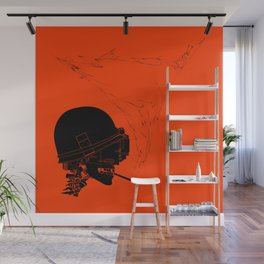 Agent Orange Wall Mural