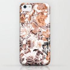 Summer Garden Slim Case iPhone 5c