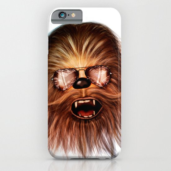STAR WARS CHEWBACCA iPhone & iPod Case