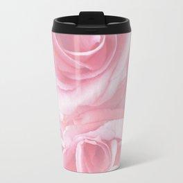 Tender Roses in Spring Travel Mug