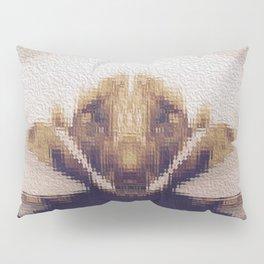 El Conde Pátula Pillow Sham