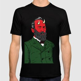 James Abaddon Garfield T-shirt