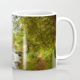 Millers Dale River Walk Coffee Mug
