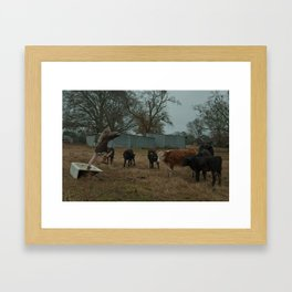 Love Quest Untitled 01 Framed Art Print