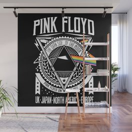The Dark Side of the Moon Wall Mural