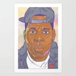 HOVA! Art Print