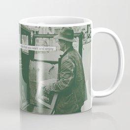 the lifestyle you want Coffee Mug