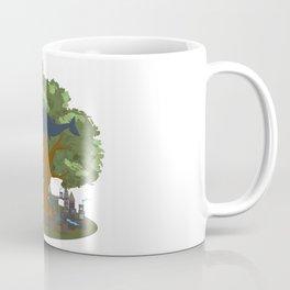 Tree Castle Coffee Mug