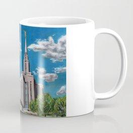 Oquirrh Mountain LDS Temple Coffee Mug
