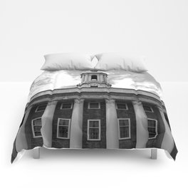 Penn State Old Main #1 Comforters