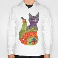 alice wonderland Hoodies featuring Wonderland by Heather Searles