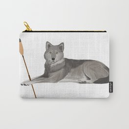 Crew Wolf Carry-All Pouch