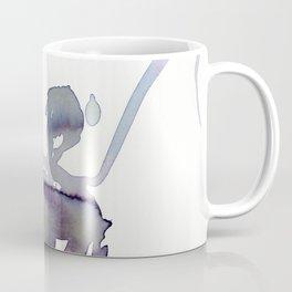 Angelic Impressions No.3B by Kathy Morton Stanion Coffee Mug