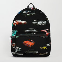 Car Cluster Backpack