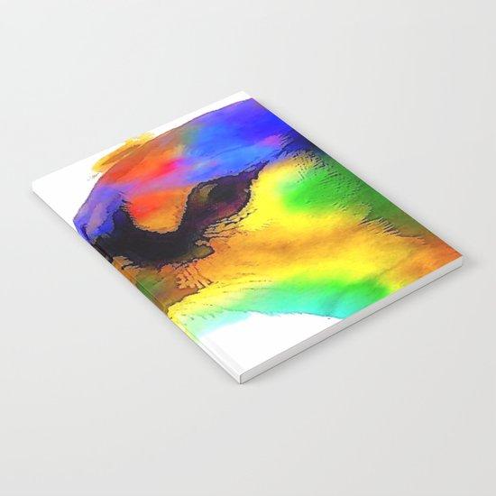 Color VIII Notebook