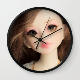 ** Sarah ** Wall Clock