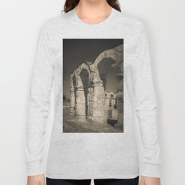 Roman amphytheatre Long Sleeve T-shirt
