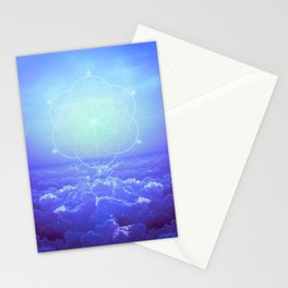 All But the Brightest Stars Stationery Cards
