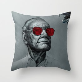 Excelsior - Stan Throw Pillow