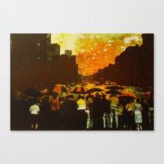 Sentimental Violence Canvas Print