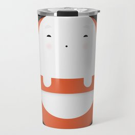 Ghostbusters - Ghost, busted. Travel Mug