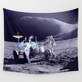 'Do you come here often?' Wall Tapestry