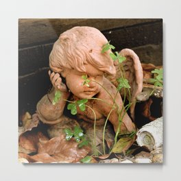 forgotten angel Metal Print