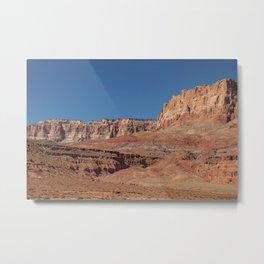 Colorful Mesas - Desert Southwest Metal Print