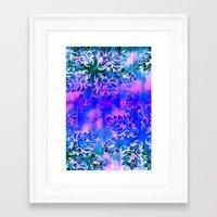 hawaiian Framed Art Prints featuring Hawaiian Holiday by Vikki Salmela