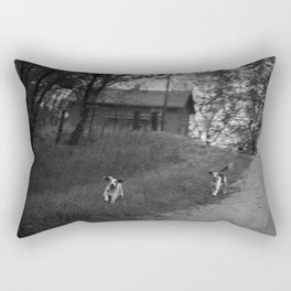 dogtown Rectangular Pillow