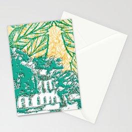 Céu do avesso Stationery Cards