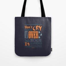 Dr. Seuss Quote  Tote Bag