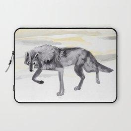 Artic Wolf #1 Laptop Sleeve