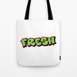Fresh. Tote Bag