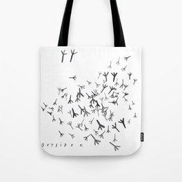 Outsiders Tote Bag