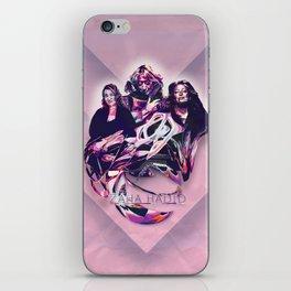 ZAHA HADID: DESIGN HEROES iPhone Skin