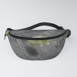 Caring Rose Fanny Pack
