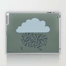 IT'S RAINING BLADES Laptop & iPad Skin
