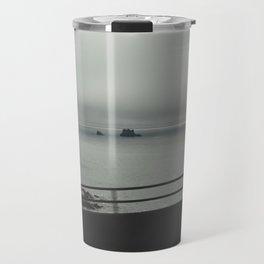 Foggy Coast Travel Mug