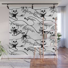 surferSkeleton Wall Mural