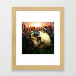 Summertime Magic Framed Art Print